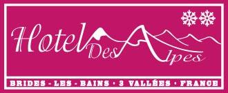 Hôtel des Alpes - Brides-les-bains